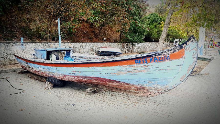 History Tirilye Wood Antique Old Fishing Fisherman Ship Boat Sea River