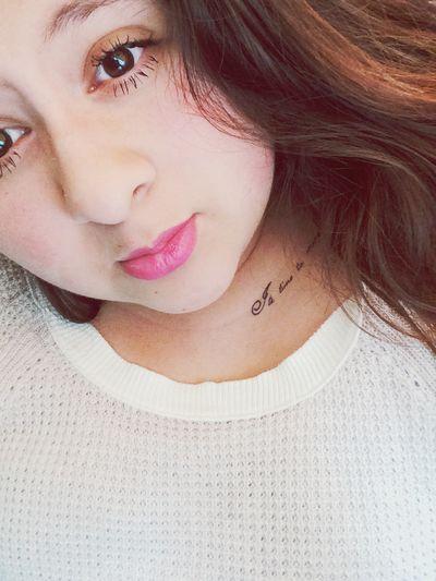 Tattoo Me Encanta!! Hi Im Itzel (: