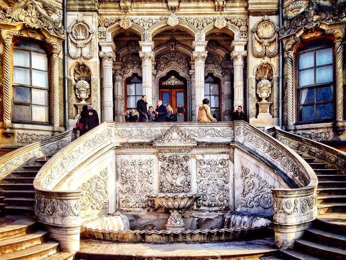 Gezgin İstanbul'da... Ottomanpalace