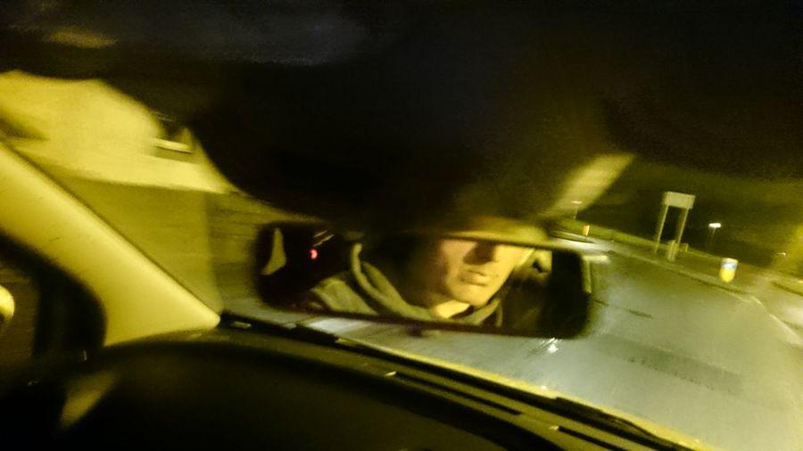 Driving Hanging