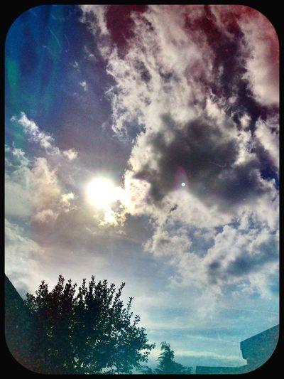 Sun Vs Clouds Sun_collection, Sky_collection, Cloudporn, Skyporn Enjoying The View Enjoying The Sun