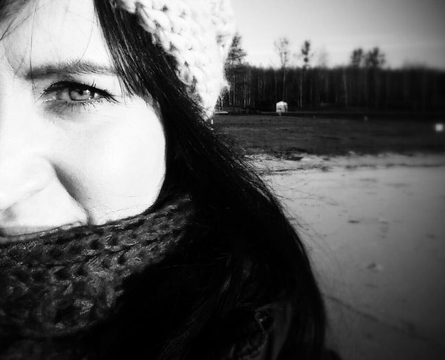 That's Me Monochrome Blackandwhite Black & White Portrait