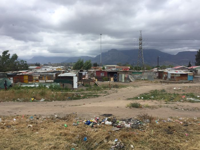 Township Built Structure Poverty