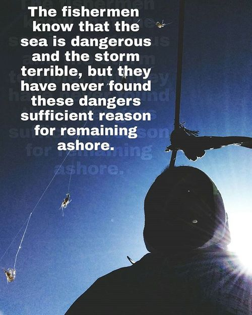 Life ain't something precious. Fish Fisherman Sea Sealife Fishing Quotesandsayings Quote Alexandria Antiselfie Picsart Words Sky Sillouette Blue Sunlight Sun Addiction Adventure Black Photography Boat