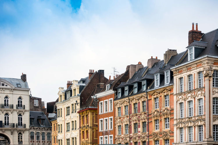 Antique City Architecture Building Building Exterior City Day Europe Landmark No People Outdoors Residential Building Tourism
