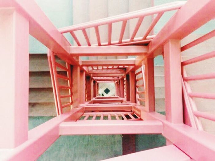 the way down. First Eyeem Photo Pastel Power VSCO Vscocam Vscophilippines