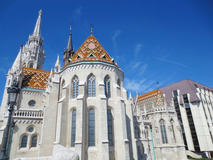 matthias church Religion Architecture Travel Destinations History Tourism Place Of Worship City No People Outdoors Statue Day Building Exterior Cityscape Sky Close-up