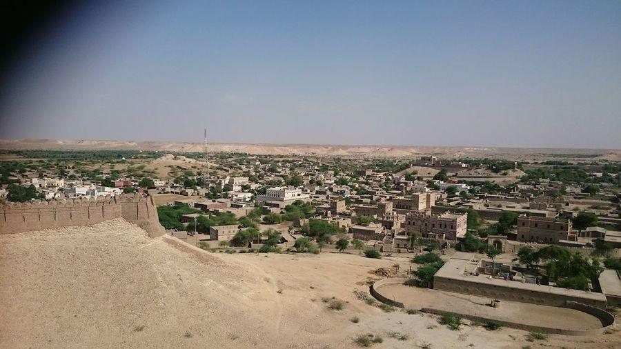 The beautiful city of Kot Diji 😊 Historic Beautyofsindh Kotdiji