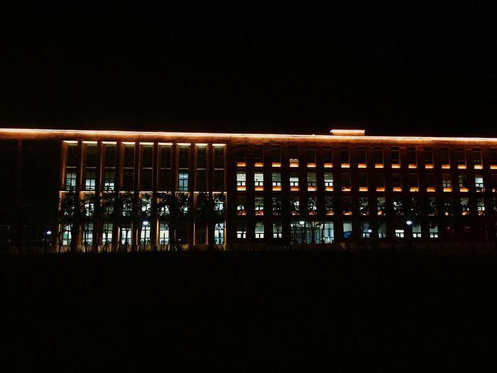 灯火 Night Architecture