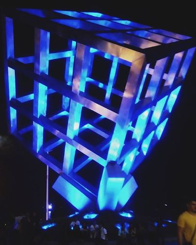 The Cube. SMSeasideCityCebu