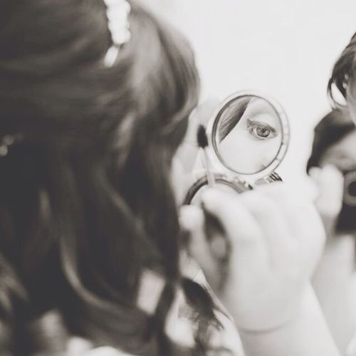 RePicture Femininity Beauty of a Bride First Eyeem Photo Bride Wedding Photography