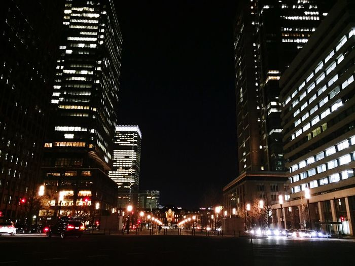 Tokyo,Japan Night Lights Favorite Places