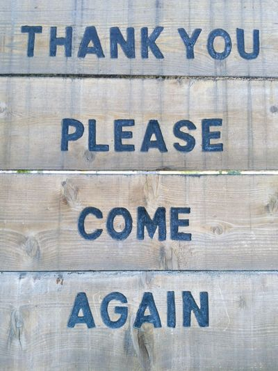 Text Full Frame Backgrounds No People Close-up Day Outdoors American Legion Park Okanogan, WA Okanogan River Okanogan County, Wa Liv'n The Dream Signs Sign Wooden Wooden Structure Words Polite Thank You Letters Alphabet Connected By Travel