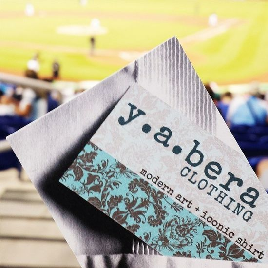 Y.A.Bera Clothing decided to relax today and catch the hometeam Miami Marlins play some ball. Nothing says Miami baseball better than a Y.A.Bera guayabera shirt.