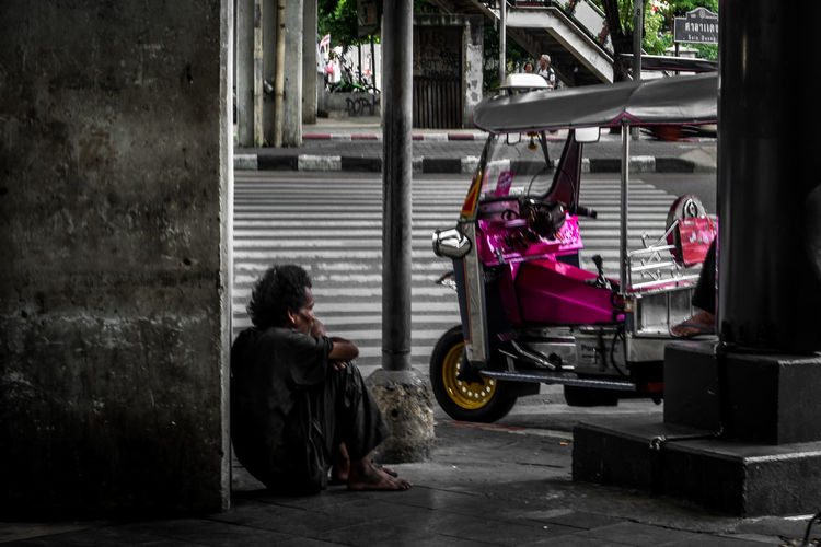 Streetlife Spotted In Thailand