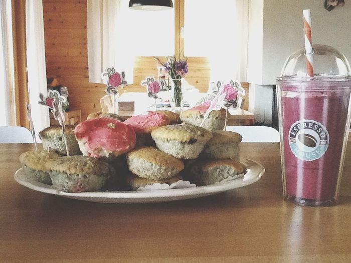 blueberrie's muffins ???????
