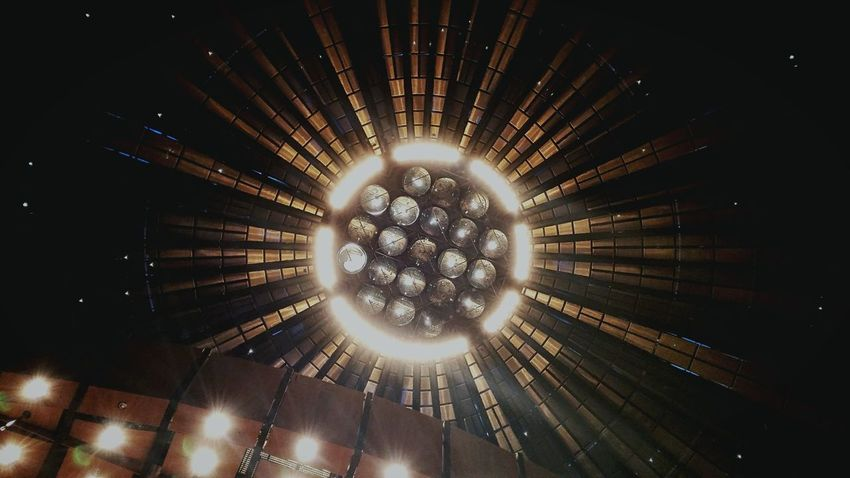 Tonhalle Düsseldorf Architecture Dome Lights The Architect - 2015 EyeEm Awards