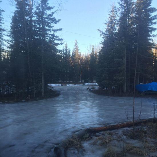 Outdoors Ice Winter Alaska Slick As ? ❄ Slip N Slide