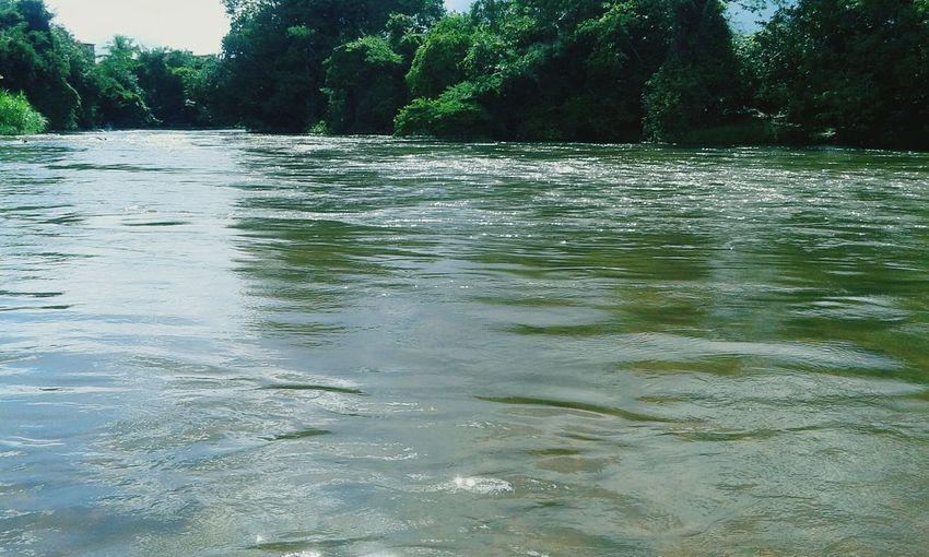 """Tão intensa quanto o rio"""" Viagem"""