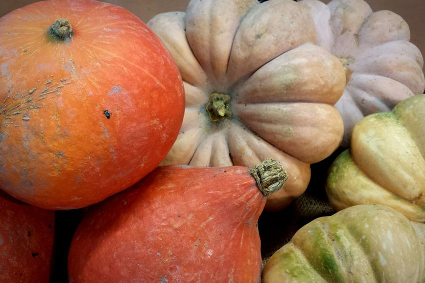 EyeEm Selects Food Vegetable Healthy Eating Food And Drink Pumpkin Freshness No People Raw Food Agriculture Close-up Market Healthy Lifestyle Squash - Vegetable Day Nature Supermarket Pumpkins Pumpkin Season Pumpkins On Display Colourful Autumn Autumn Colors Autumn Fruits