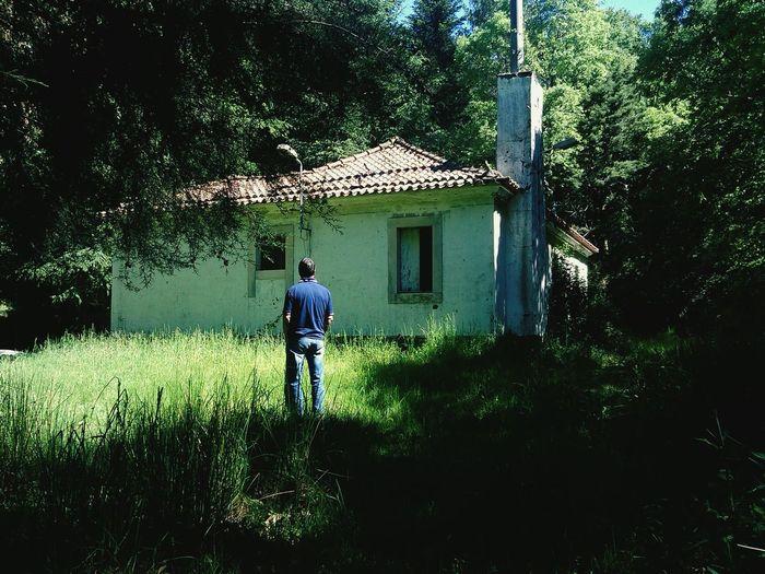 Nature Serra Da Lousã, Portugal