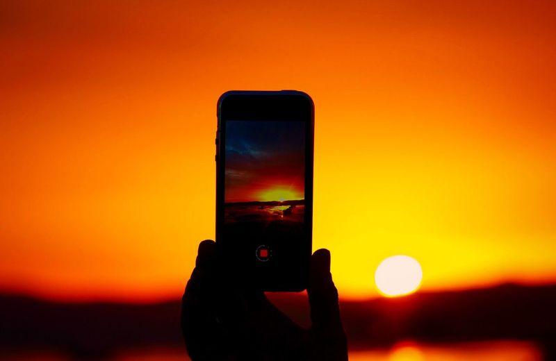 😍🌅 IPhone