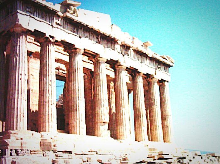 Athens, Greece akropolis