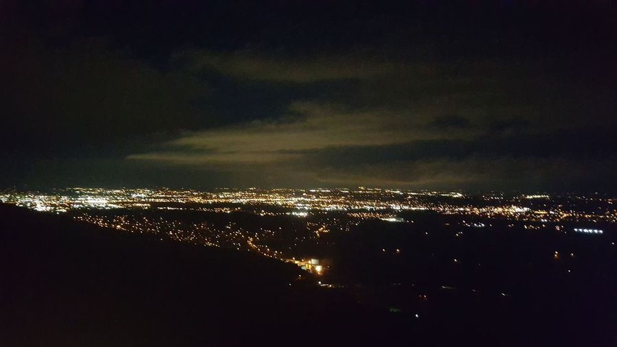 Chattanooga, TN City Lights