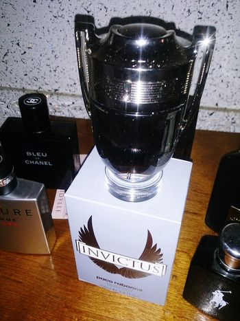 Newbabe In Mycollection Fragrance Invictus Pacorabanne