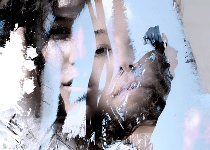 SENSE OF IDENTITY Mixedmedia Digital Art Collageart Fine Art Photography Visuals Artphoto Young Adult ArtWork Anne Schubert Collage Artofvisuals