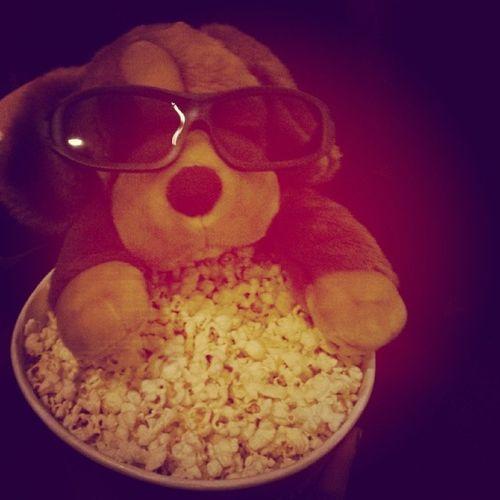 Just watched Thelegendofhercules in 3D . Popcorn Picoftheday cinemaximum cinema glasses