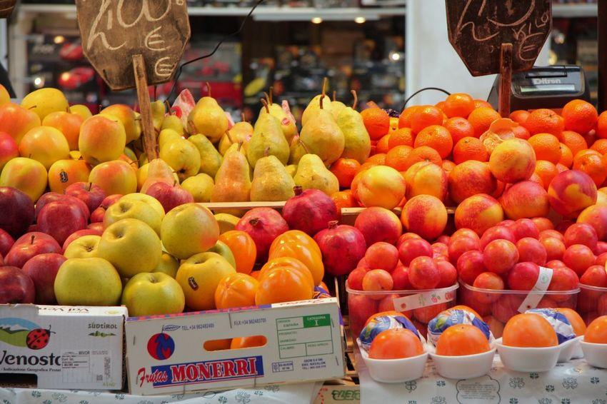Healthy fruits market Orange Fruit Yellow Fruit Red Fruit Red Colors Fruits Fruit Healthy Eating Freshness Food And Drink For Sale Retail  Food Orange - Fruit Market Market Stall Large Group Of Objects Apple - Fruit Multi Colored Food Stories