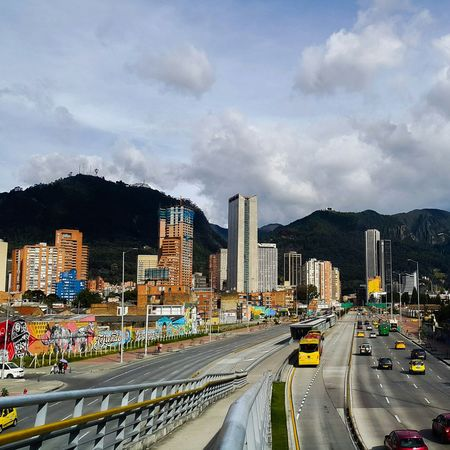Bogotacity Natural Beauty Sunday Afternoon Sun