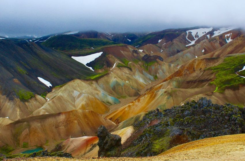 Color Colorful Iceland Iceland_collection Landmanalaugar Lava Field Mountain Mountain Range Mountains Nature Nature Photography Nature_collection Travel Travel Destinations Travel Photography