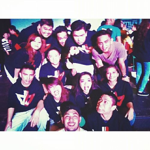 My Comeback Family! :) Dancers Gudc CBLife Davao
