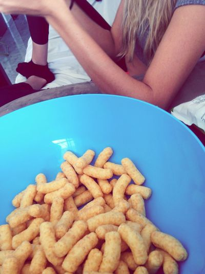 Bamba Blue Yummy Baked