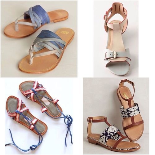 Simple and cute for your feet! *pinterest Shoes By ITag Lifestyle By ITag Me Want It! | ITag