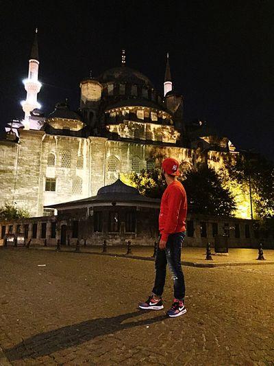 Eminönü Cami Mosque Istanbul