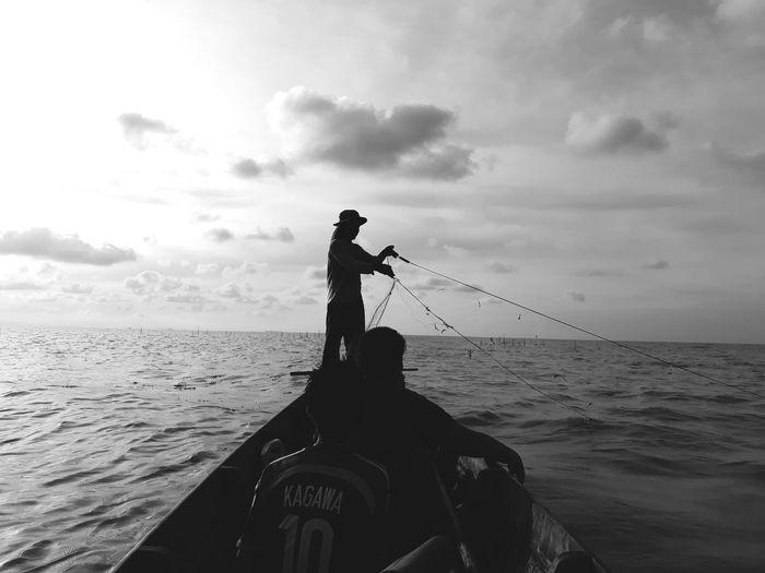 fisherman Man