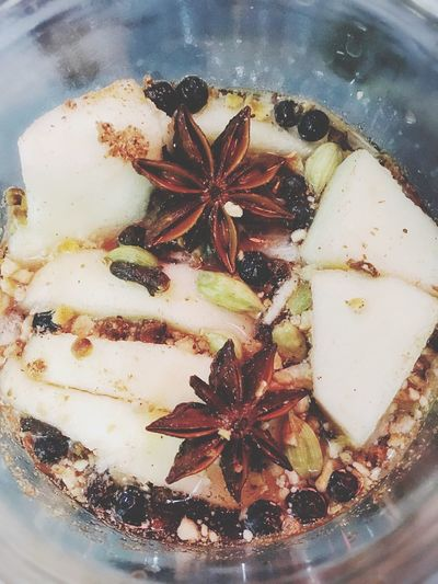 The scent of Christmas Glintwine Cinnamon Star Anise Christmas Drinks Christmastime Food And Drink Food Freshness Close-up Still Life Indoors  Dessert Drink Temptation