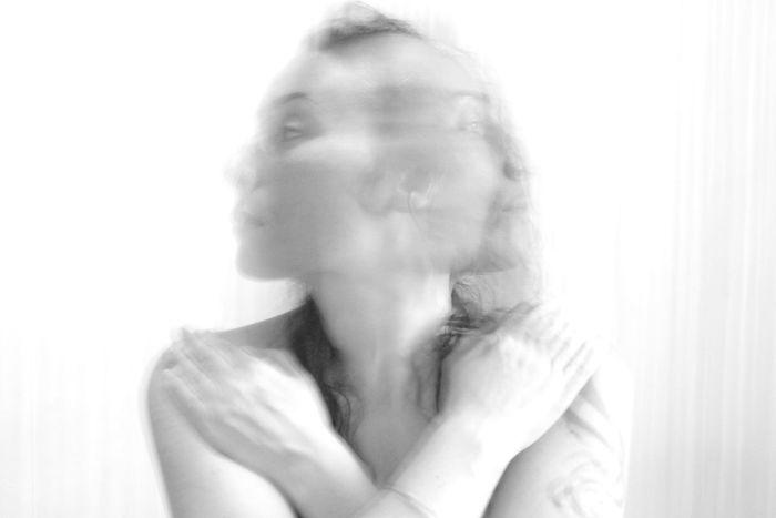Bnw_friday_eyeemchallenge Haunted Selfportrait Self That's Me Double Face Bnw_collection Bnwphotography Eeyem Photography EeyemBestEdits