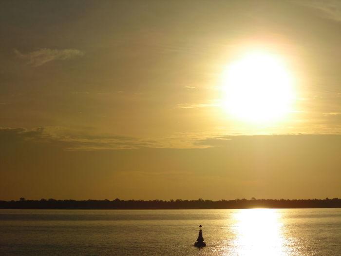 Beauty In Nature Love Nature Sun Sunlight Sunset Tranquil Scene Water