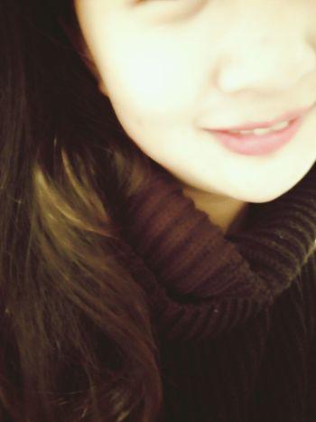 爱笑的人牙齿很白 。 Uniqueness