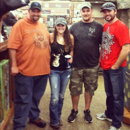 Really really cool guys!!! Boncollector Huntin Deer Cabelas @nicksbiggame 👍