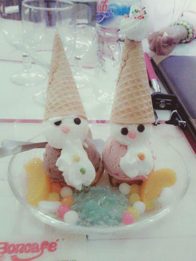 icecreamremajabercinta Lunch Enjoying Life