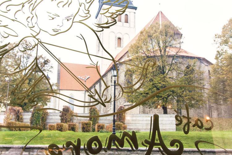 кафе любовь кафе аморе таллинн старый город старыйгород эстония нигулисте Niguliste Niguliste Kirik Cafe Tallinn Old Tallinn Old Town Estonia Eesti Старый Таллинн Cafe Amore Amore Love