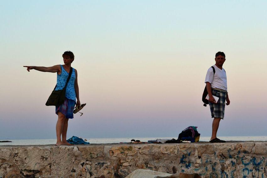 Hello World ✌ The Tourist Traveling Holiday Beautiful Landscape Sky See Women Man Photooftheday EyeEm Best Shots Eye4photography