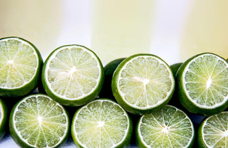 Lemon juice to