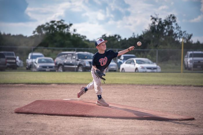 Lefty on the mound... Activity Carefree Casual Clothing Cheerful Cool Attitude Enjoyment Excitement Flying Focus On Foreground Full Length Fun Happiness Joy Jumping Leisure Activity Lifestyles Mid-air Motion Person Skateboard Skateboarding Skill  Sport Weekend Activities Young Adult