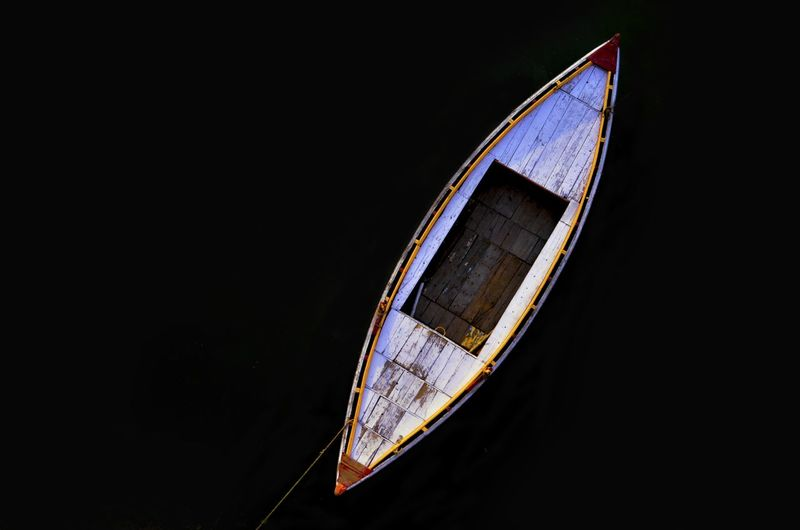 An Alone boat